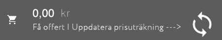 Prisuppgift Köksplanerare Skandinaviska Shakerkök