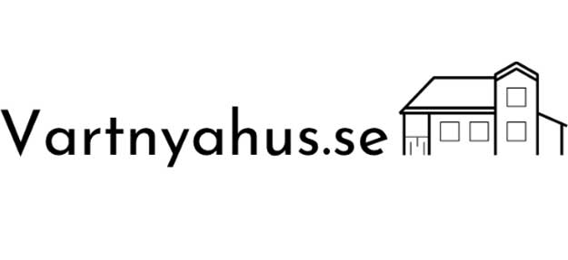 Vårt Nya Hus Logo Skandinaviska Shakerkök
